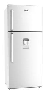 Heladera no frost Siam HSI-NT30 blanca con freezer 404L 220V