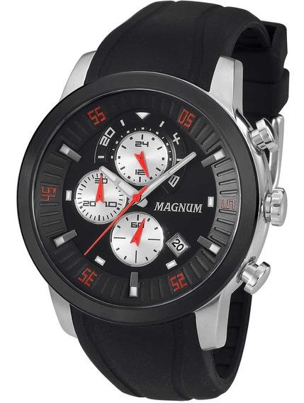 Relógio Magnum Masculino Cronógrafo Ma33782t