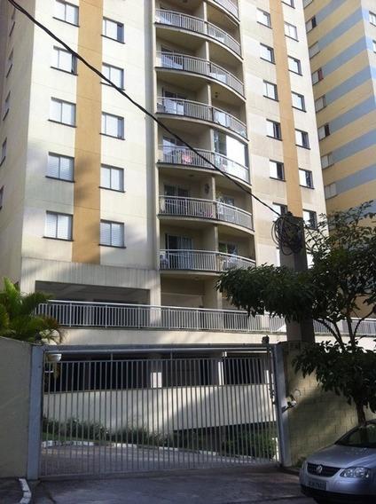 Apartamento Com 2 Quartos Para Comprar No Chácara Agrindus Em Taboão Da Serra/sp - 997
