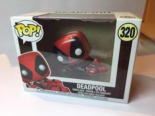 Funko Pop Sexy Deadpool
