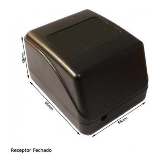 Acionador De Fechadura Elétrica12v Universal Receptor 433mhz