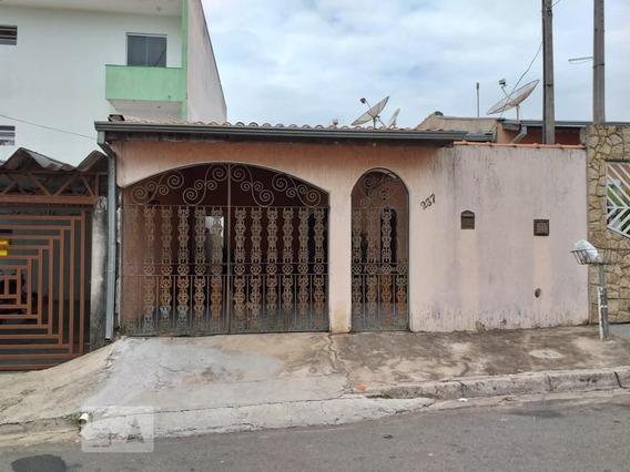 Casa Para Aluguel - Parque Residencial Jundiaí, 2 Quartos, 100 - 893024109