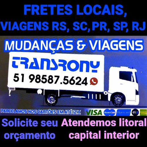 Imagem 1 de 1 de Souza Transporte Transporte Rápido E Seguro