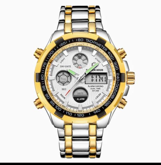 Relógio Goldenwour