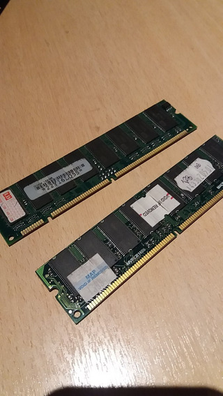 Memoria Dimm 128mb Markvision Mvpcb1105 8chips Pc-133 - Usad