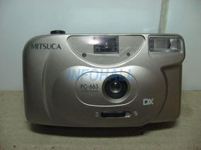 Câmera Analógica Mitsuca Pc-663