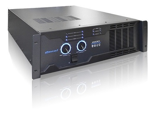 Amplificador Oneal 1500 Pro 1000w Profissional