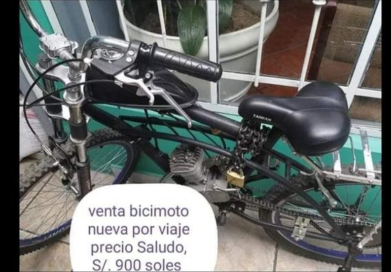 Venta De Bici Moto Nueva Precio Rebajado 750 Soles