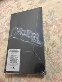 Cd Box Judas Priest Metalogy 4 Cds Livrinho Lacrado