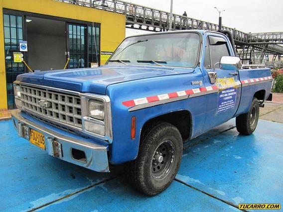 Chevrolet Silverado Mt