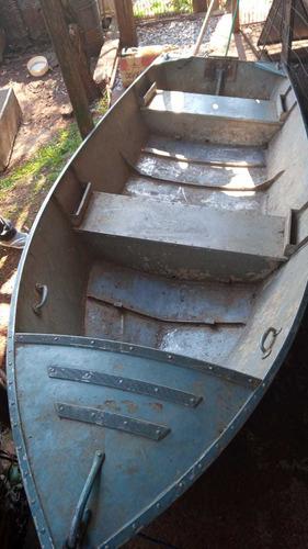 Barco Alumínio 4,5 M Barco Alumínio