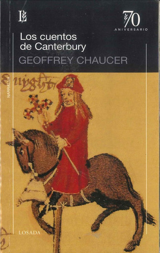 Los Cuentos De Canterbury - Chaucer - Losada