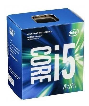 Processador Intel I5-7600 3.5ghz 6mb Lga1151 7ªg