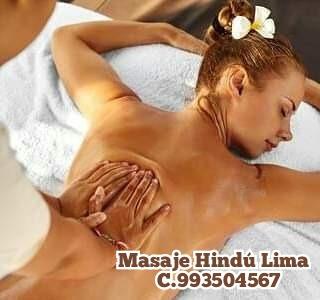 Imagen 1 de 4 de Masajes Para Mujeres (lima) Yoga Hindú Relajante