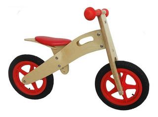 Camicleta Bicicleta Sin Pedales Aprendizaje Niños Madera R12
