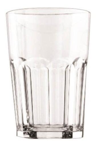 Vaso Oslo 520 Ml Rigolleau Vidrio Resistente Caja X24 Uni