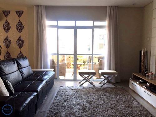 Apartamento Com 4 Dorms, Boqueirão, Santos - R$ 1.6 Mi, Cod: 8879 - V8879