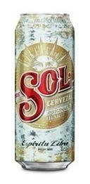 Cerveza Sol Lata 473. Super Oferta! Floresta Caba