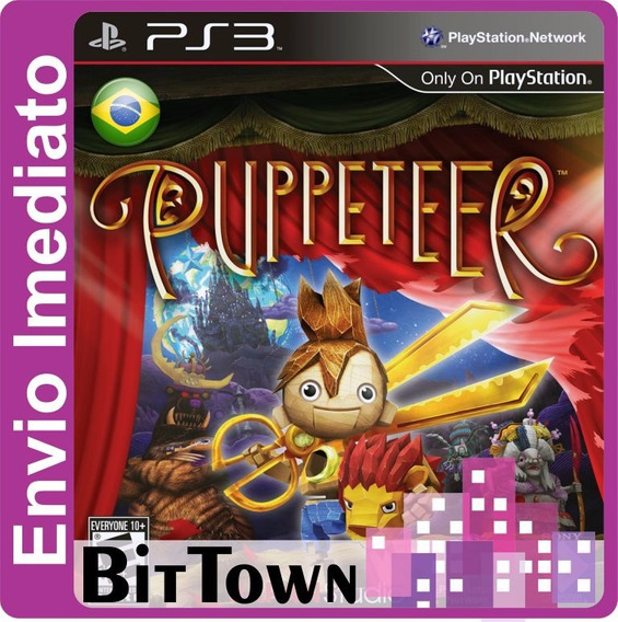Puppeteer | Dublado | Bittown