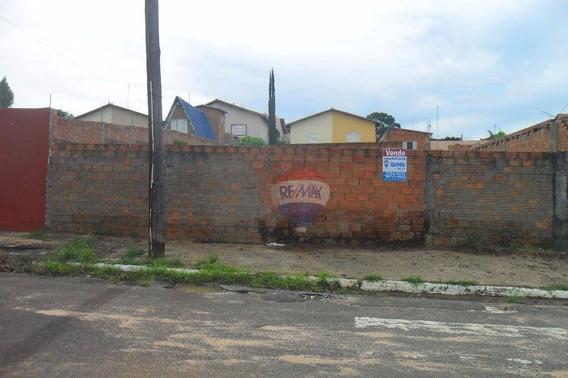 Terreno Residencial À Venda, Jardim Aeroporto, Botucatu. - Te0007