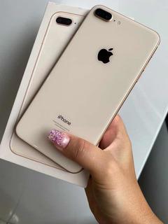 Vendo iPhone 8 Plus 64gb 5 Meses De Garantia Apple