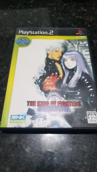 The King Of Fighters 2000 Ps2 Original