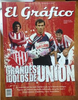 El Grafico Grandes Idolos Union De Santa Fe Libro Coleccion