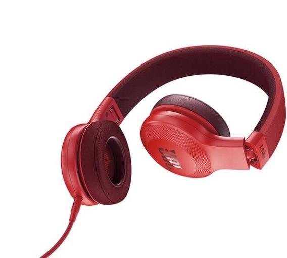 Headphone Jbl E 35 Red