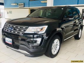 Ford Explorer Limited 4x4 - Automática