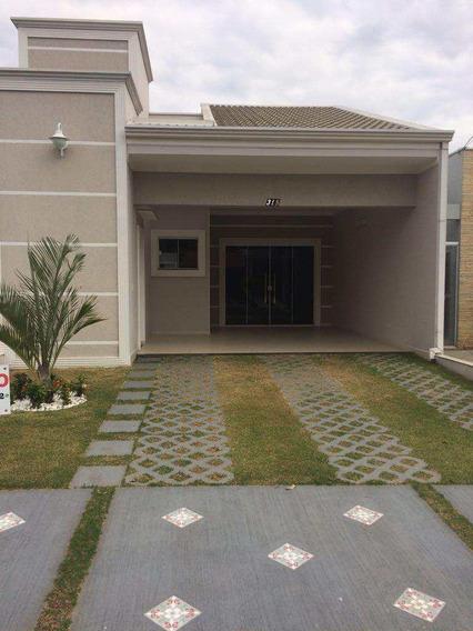 Casa Com 3 Dorms, Condomínio Ilha Das Águas, Salto - R$ 450 Mil, Cod: 1428 - V1428