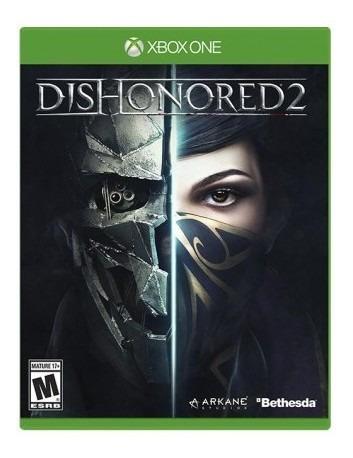 Videojuego Xbox One Dishonored 2 Videojuego Xbox One Tk121