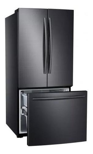 Refrigerador Samsung® Rf220nctasg/ap (22p³) Nueva En Caja