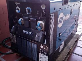 Maquina De Soldar Miller Big Blue 400x