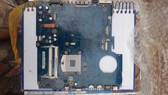 Placa Mãe Original Notebook Samsung Rv411 (com Defeito)