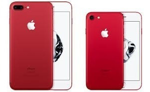 iPhone 7 Red 128gb Novo Com Garantia Apple