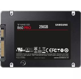 Hd Ssd De 256gb Samsung 2.5 Mz-76p256bw 860 Pro