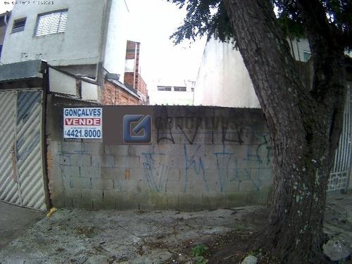 Venda Terreno Santo Andre Vila Scarpelli Ref: 132455 - 1033-1-132455
