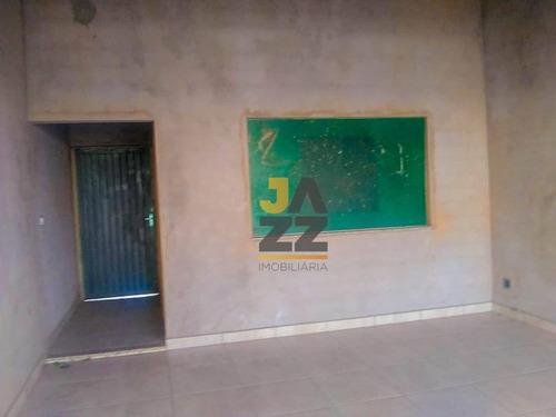Casa Com 3 Dormitórios À Venda, 110 M² Por R$ 511.000,00 - Vila Maria Helena - Indaiatuba/sp - Ca14092