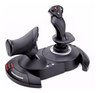 Joystick + Acelerador Vuelo Playstation 3 Ps3 Thrustmaster
