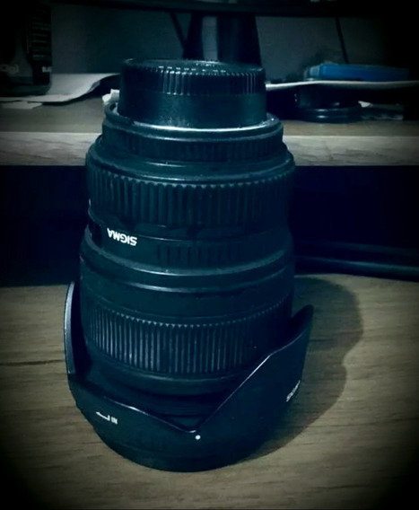 Lente Sigma 24 70mm 2.8 Para Nikon