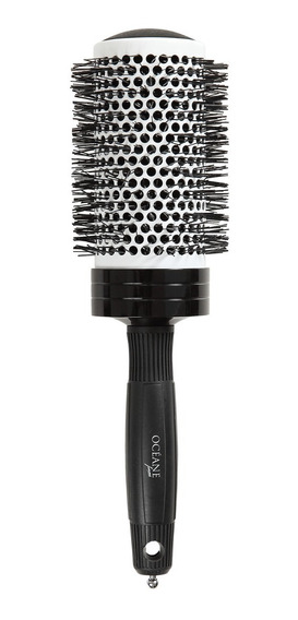 Océane Thermal Brush 53 Branca - Escova Térm Modeladora Blz