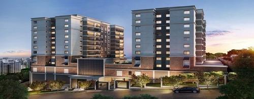 Apartamento Residencial Para Venda, Chácara Do Encosto, São Paulo - Ap6367. - Ap6367-inc