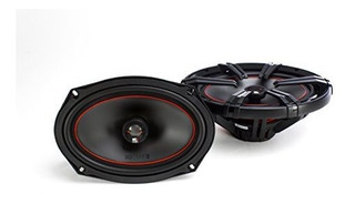 Mb Quart Xk1169 6 X 9 Xline Series 2way Altavoces De Coche C