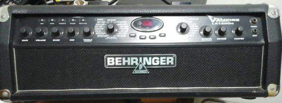Cabeçote Amplificador Módulo Vapire Beringer