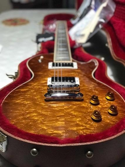 Gibson Les Paul Standard Premium Limited 2016birdseye Linda!