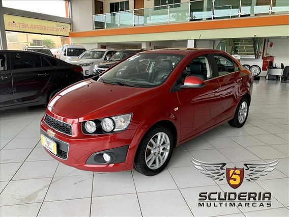 Chevrolet Sonic 1.6 Ltz Sedan 16v