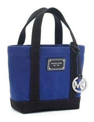 Bolsa Michael Kors Tote Bag Azul