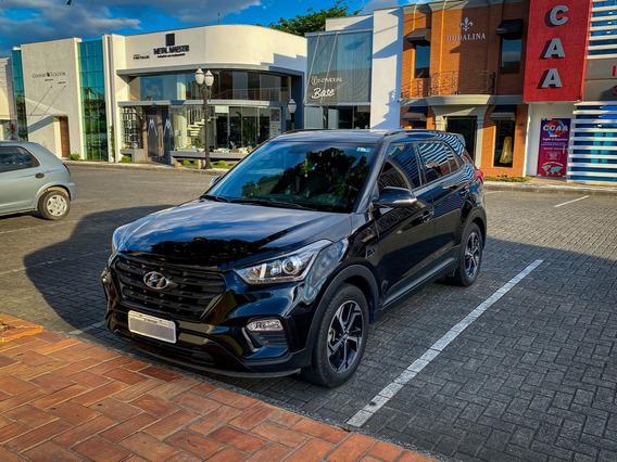 Hyundai Creta Sport 2.0 2018 Em Perfeito Estado
