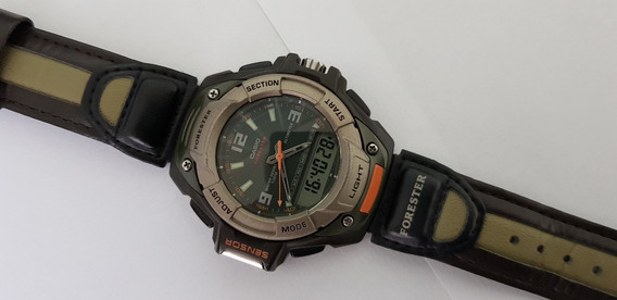 Casio Mode 2376 Forester Fts-600
