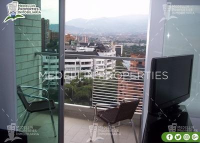Arrendamientos De Apartamentos Baratos En Medellín Cód: 4222